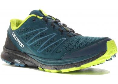 Salomon Sense Marin M pas cher - Chaussures homme running Trail en promo 05415349dd6f