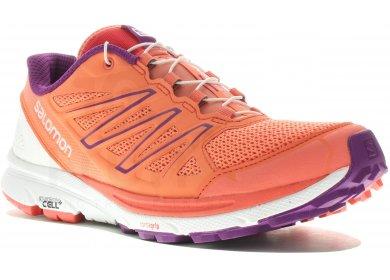 Salomon Sense Marin W pas cher - Destockage running Chaussures femme ... 3dab9cf1014c