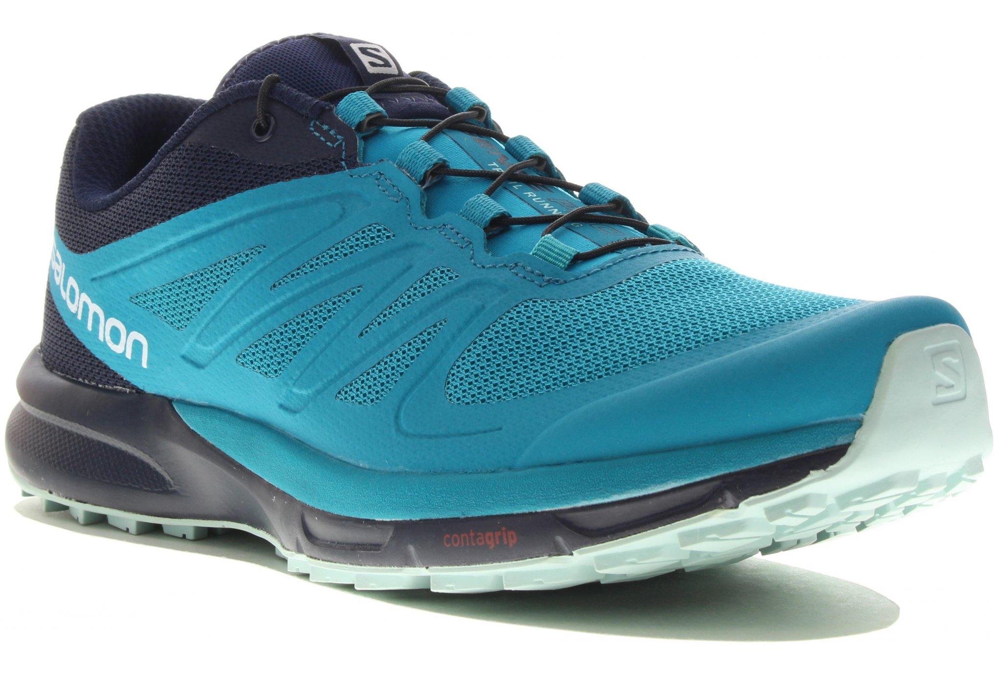 Salomon Sense Pro 2 W Diététique Chaussures femme