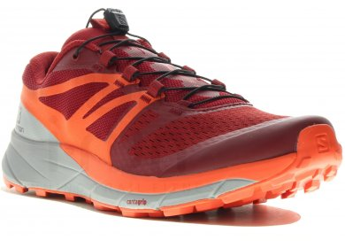 419b597e296e Salomon Sense Ride 2 M homme Rouge