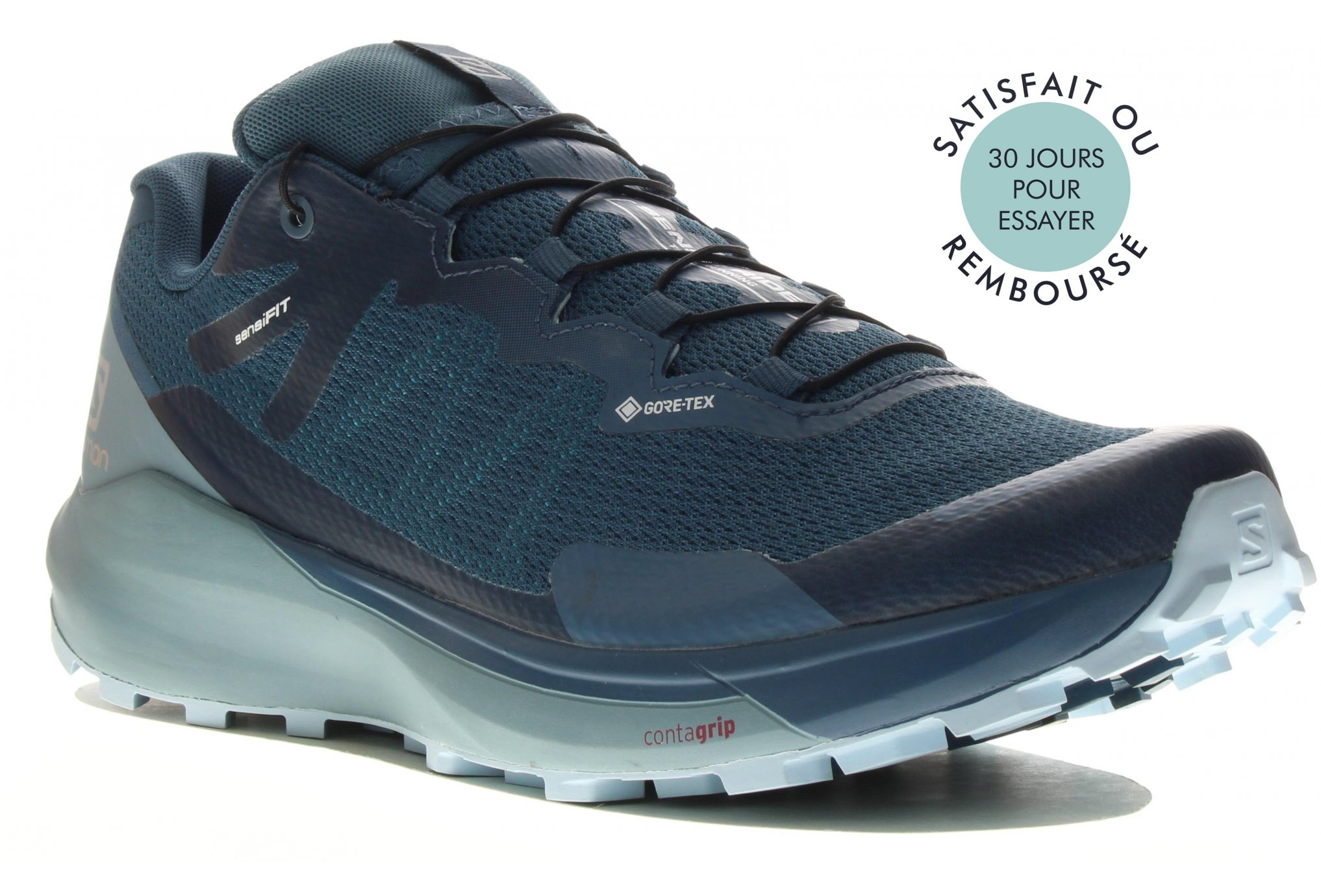 Salomon Sense Ride 3 Gore-Tex Invisible Fit W Chaussures running femme