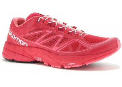 Salomon Sonic Pro W Chaussures Running brown 38 Tai Kok  purple  34 de longues bottes rouge 3AD4PTix
