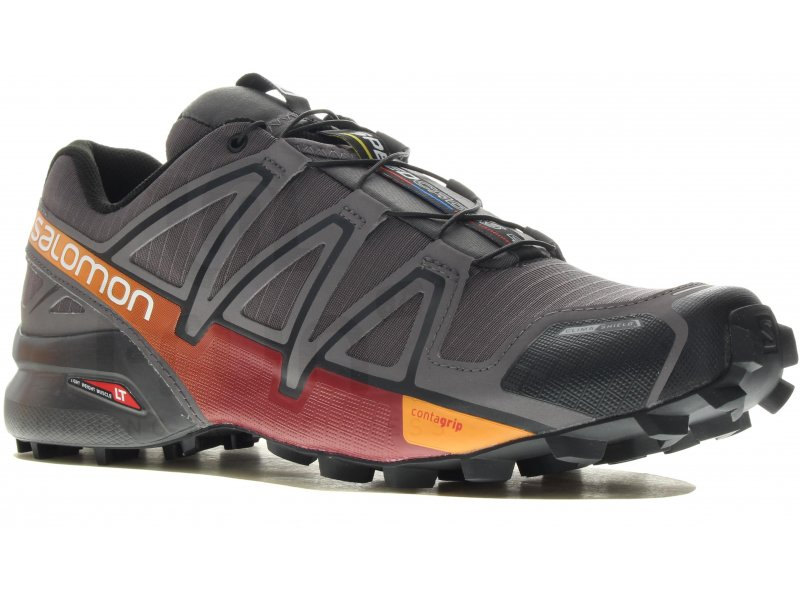 Salomon SPEEDCROSS 4 ClimaShield M Chaussures homme Trail