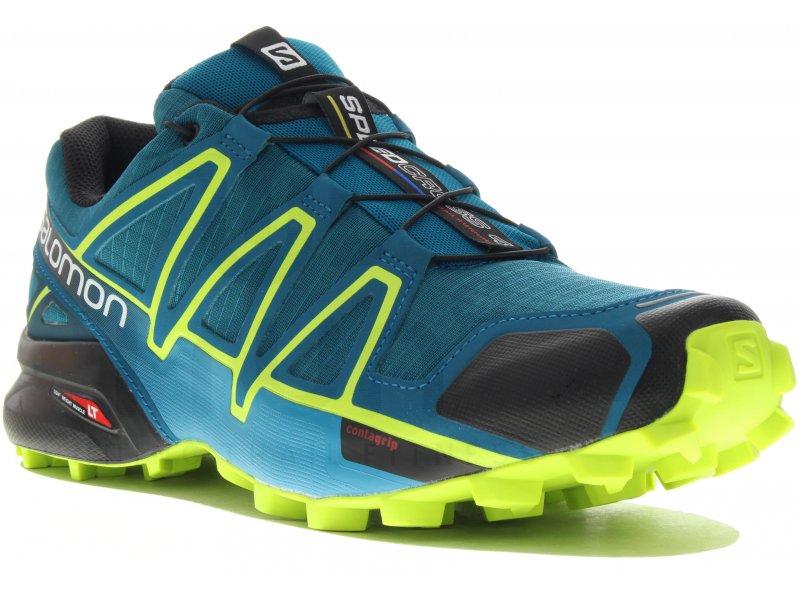 Speedcross en Chaussures cher pas homme running Trail 4 M Salomon W9DHe2YbEI