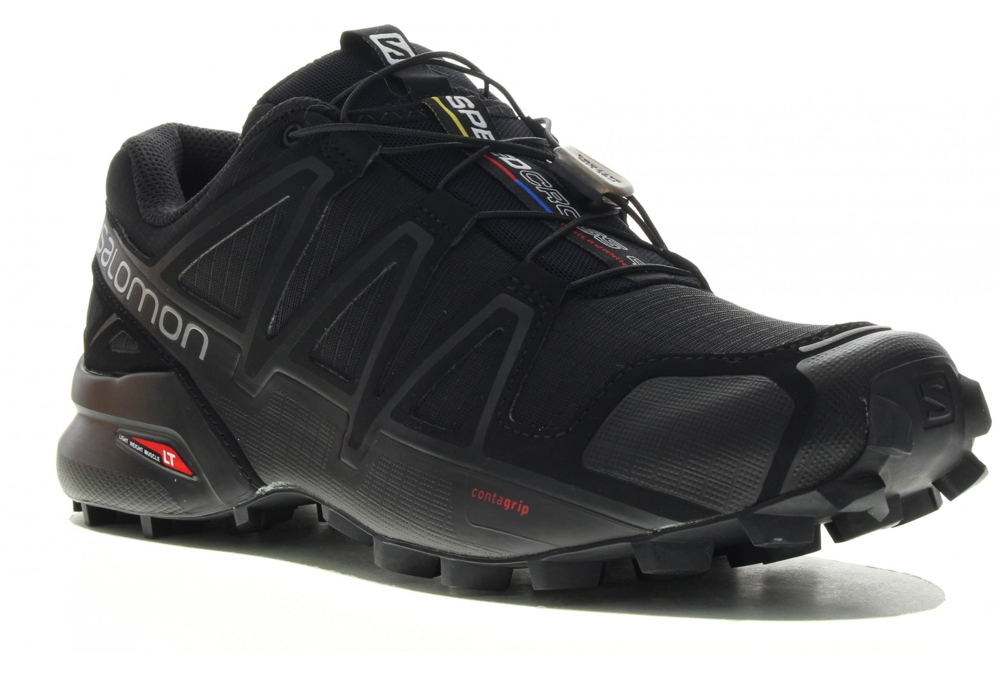 newest 6974b 4b148 Salomon Speedcross 4 M homme Kaki pas cher