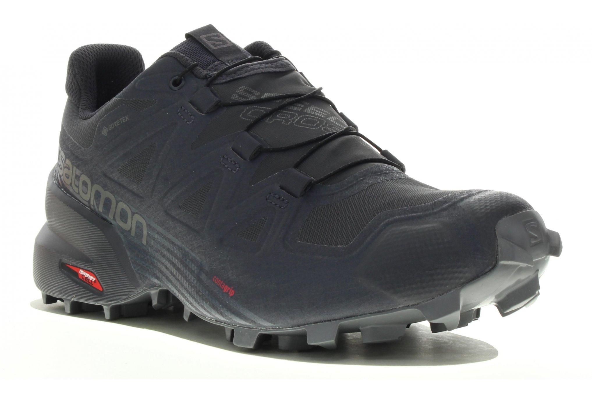 Salomon Speedcross 5 Gore-Tex Nocturne Chaussures running femme