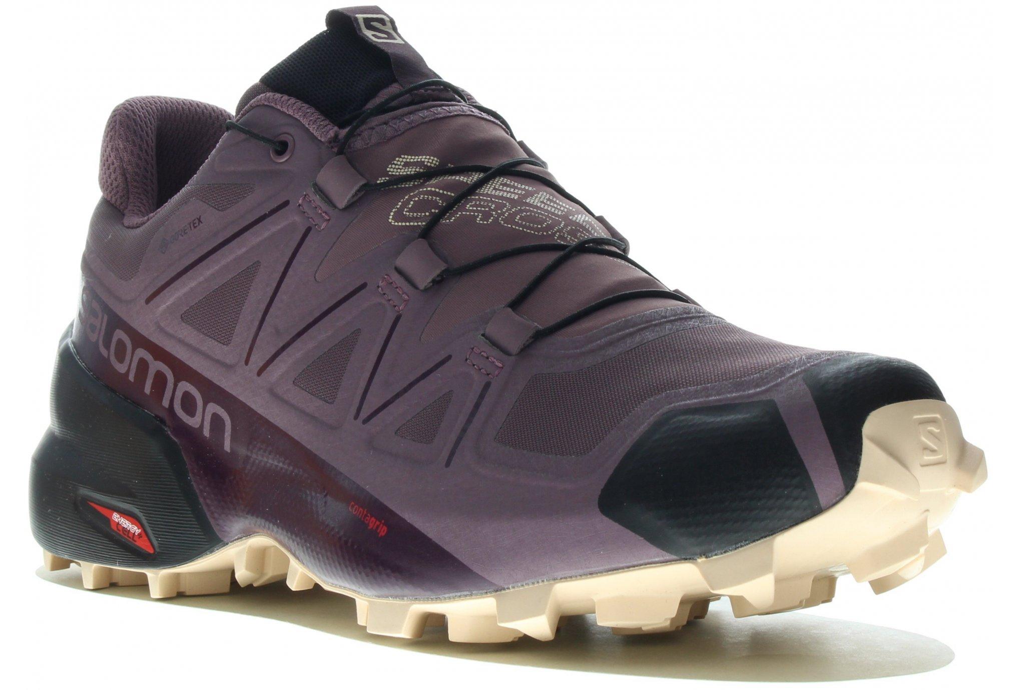 Salomon Speedcross 5 Gore-Tex W Chaussures running femme