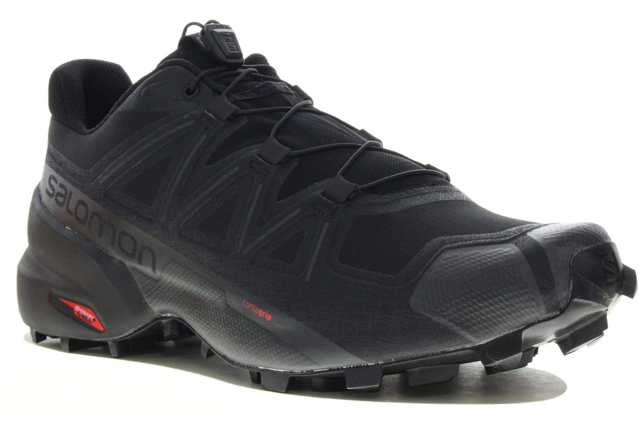 Salomon Speedcross 5 WIde Chaussures homme