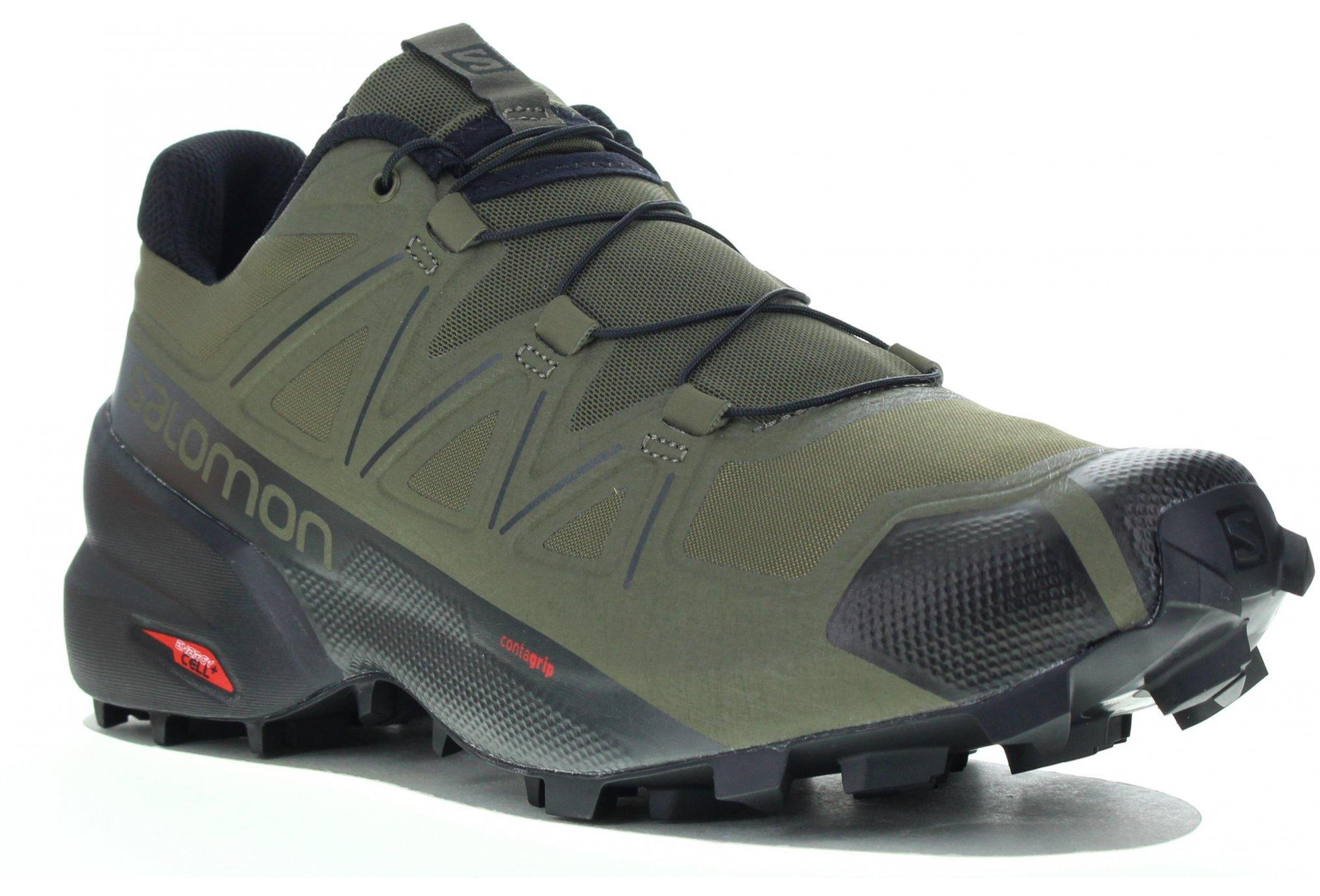 Salomon Speedcross 5 Wide M Chaussures homme