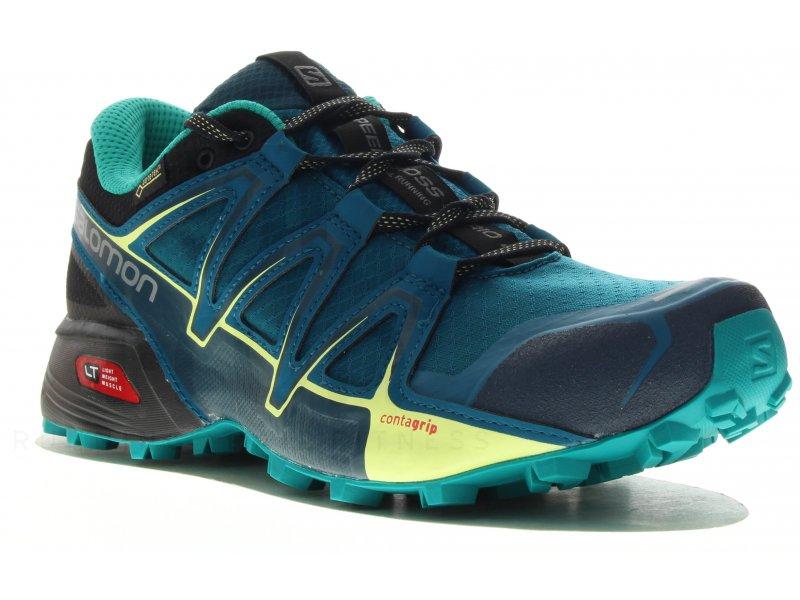 Speedcross Femme Tex Chaussures Salomon Gore 2 Trail Vario W Running F1TlKJc3