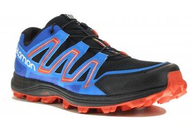 poids chaussure trail salomon