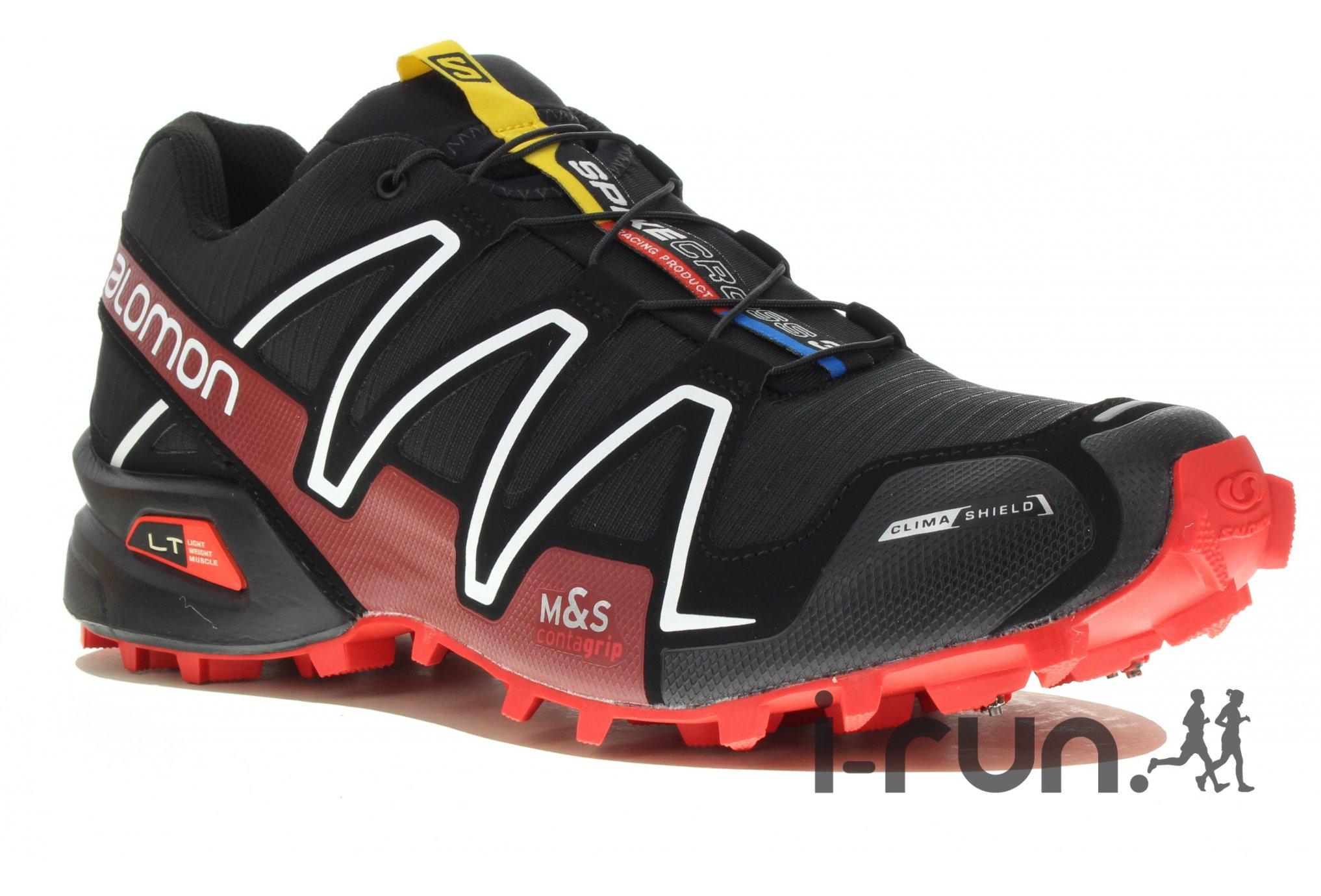 Salomon Spikecross 3 ClimaShield Chaussures homme