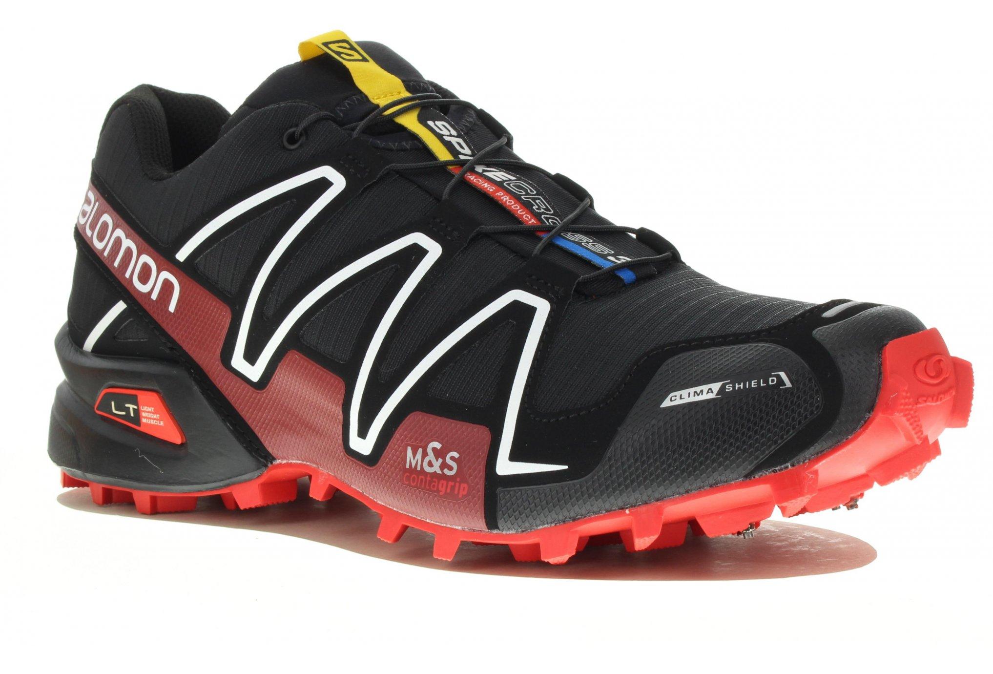 Salomon Spikecross 3 ClimaShield M Diététique Chaussures homme