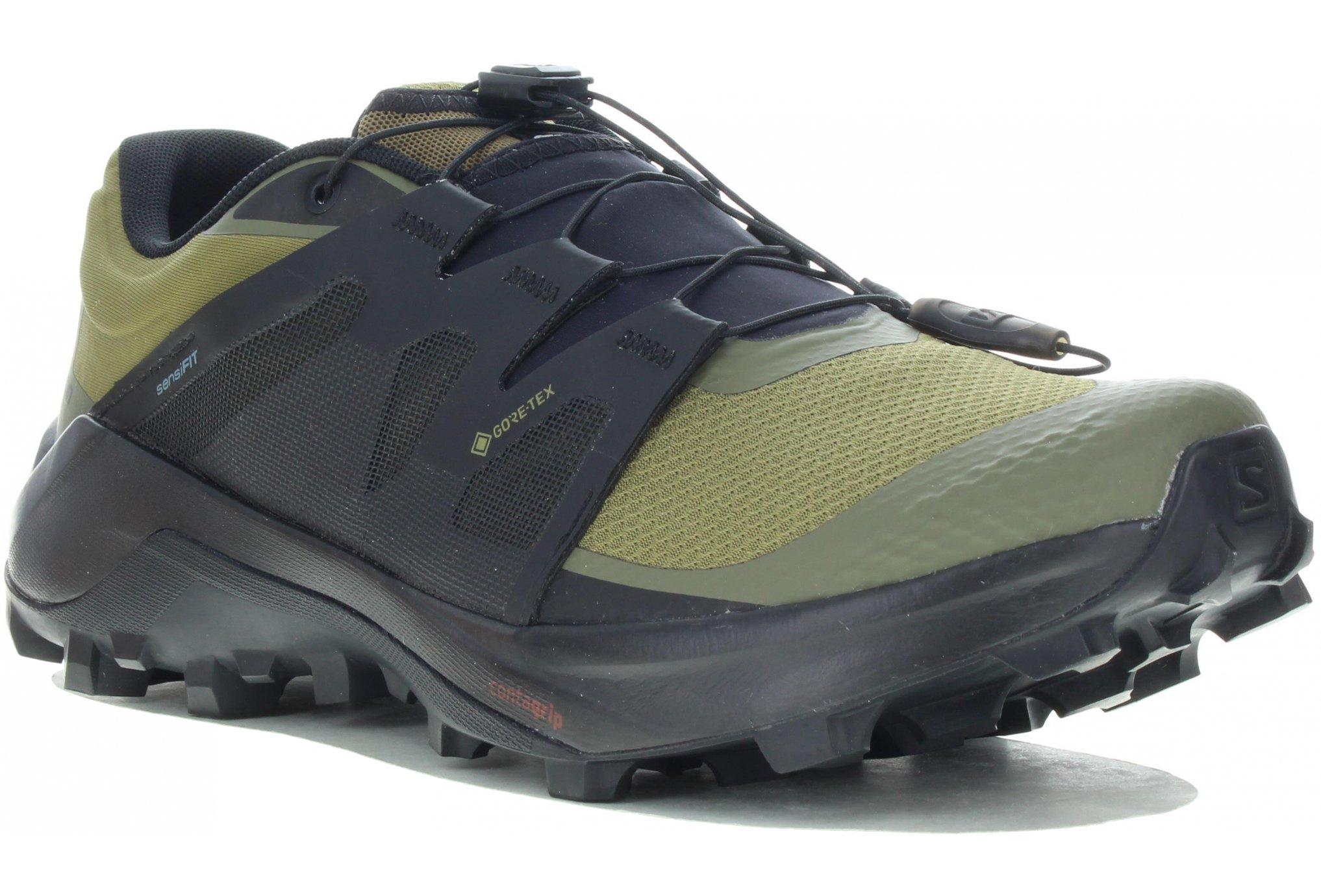 Salomon Wildcross Gore-Tex M Chaussures homme