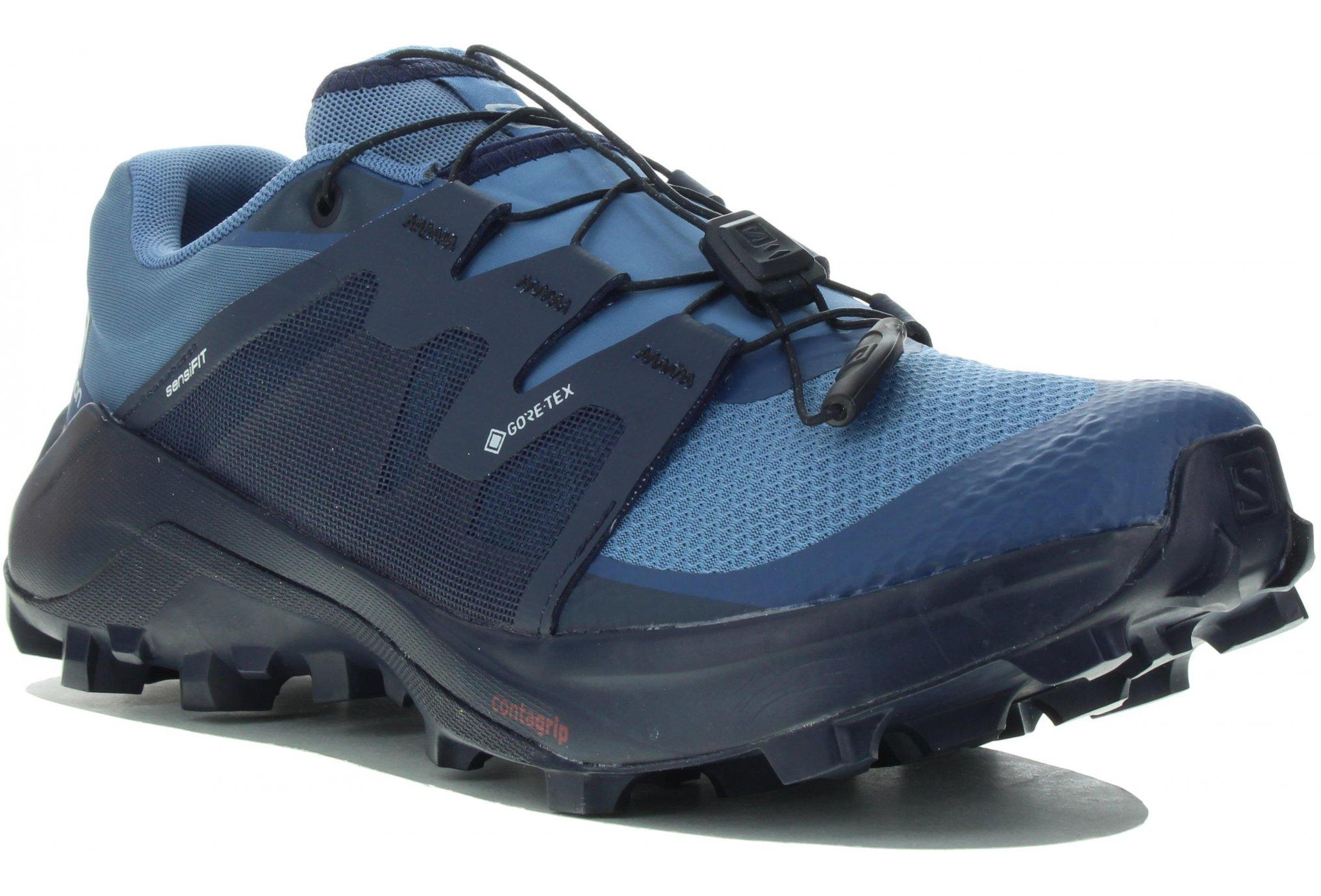 Salomon Wildcross Gore-Tex W Diététique Chaussures femme