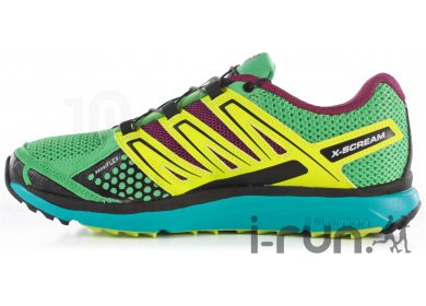 W Chaussures running X pas Salomon cher Scream Salomon femme WDYE92eHI