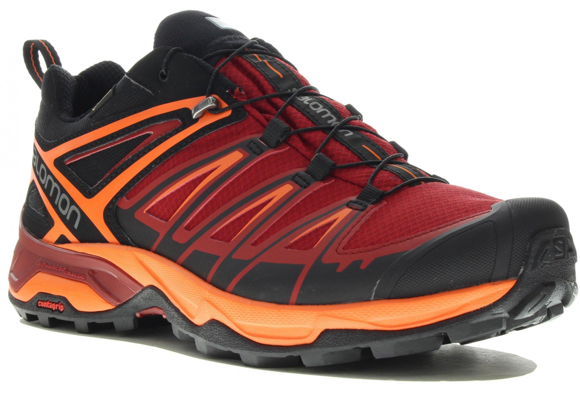 Homme Ultra Chaussures 3 Gore Trail Session Tex X M Salomon gxxUqz