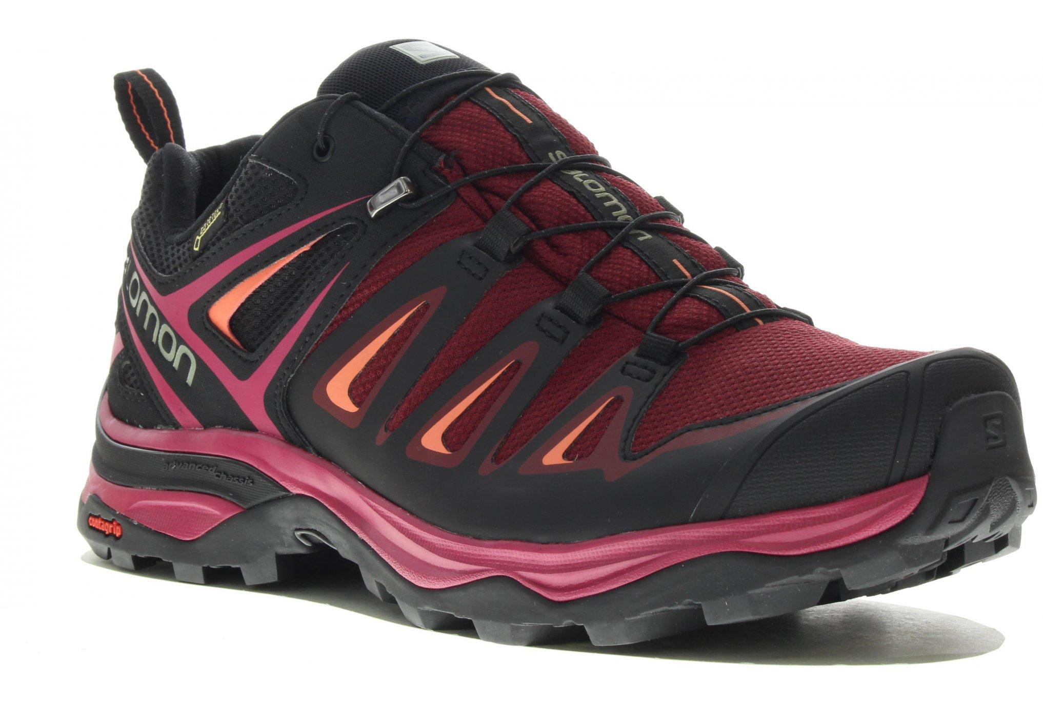 Salomon X Ultra 3 Gore-Tex W Chaussures running femme