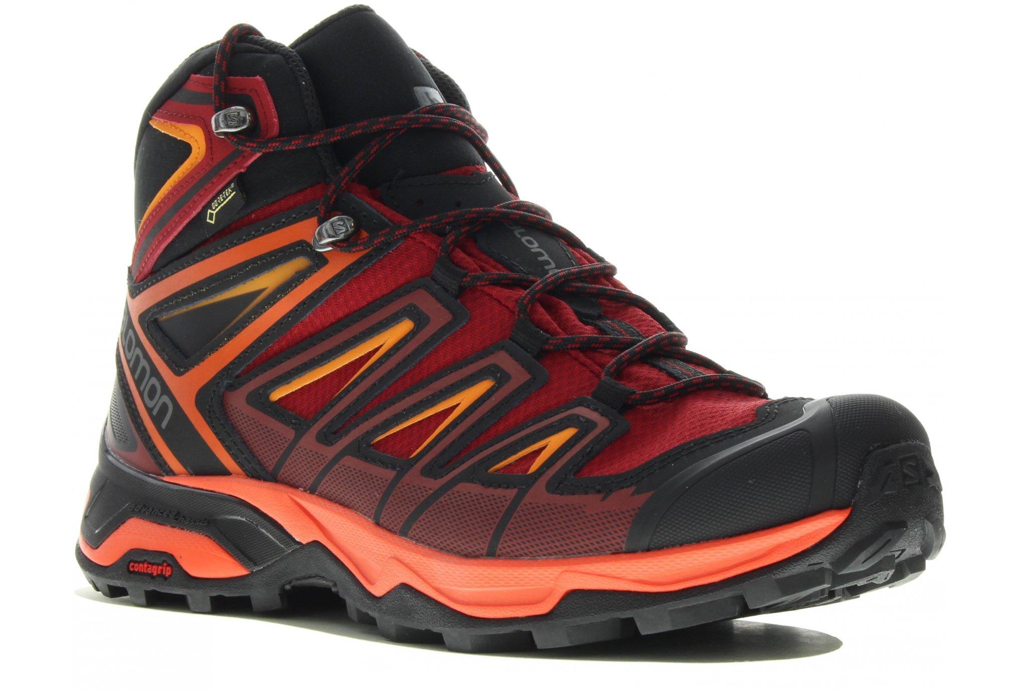 Salomon X Ultra 3 Mid Gore-Tex M Chaussures homme