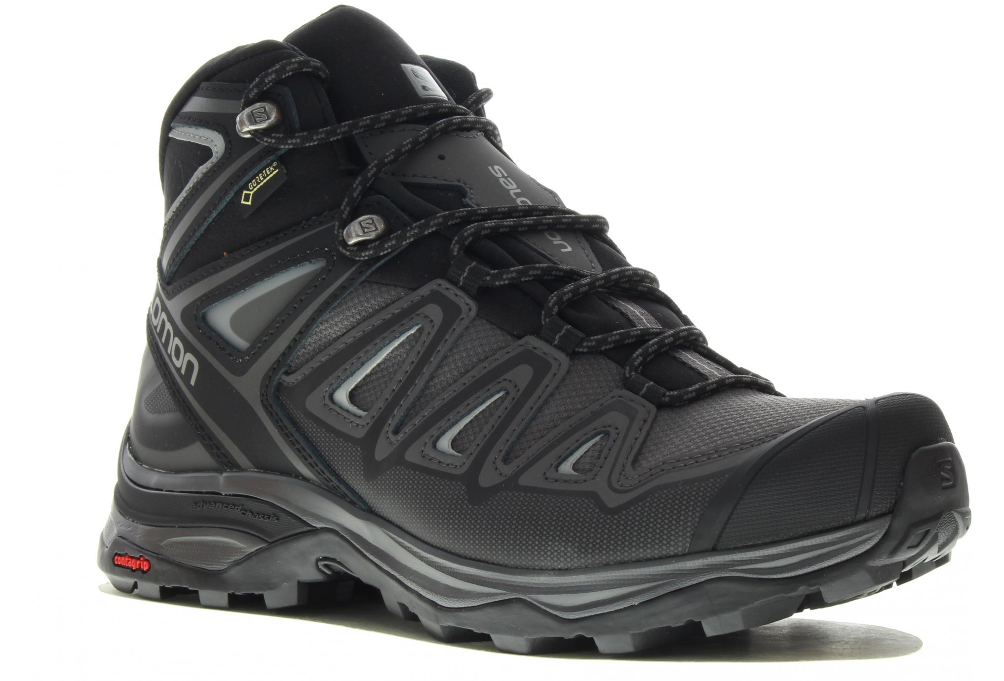 Salomon X Ultra 3 Mid Gore-Tex Chaussures running femme