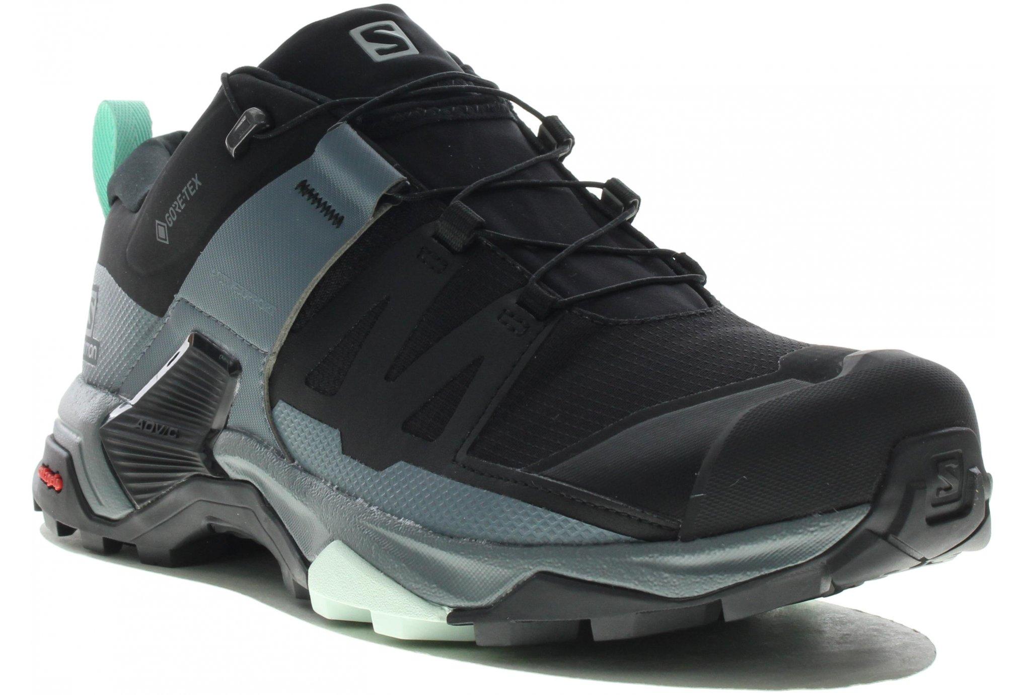 Salomon X Ultra 4 Gore-Tex W Chaussures running femme
