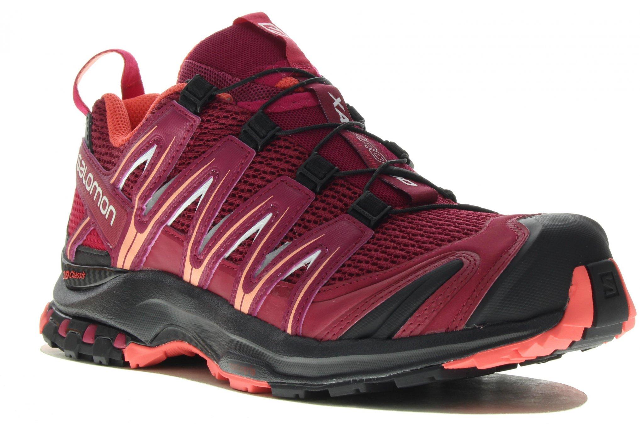 Salomon XA PRO 3D W Diététique Chaussures femme