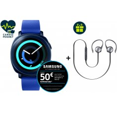 Samsung Pack Gear Sport + Casque Level Active Offert