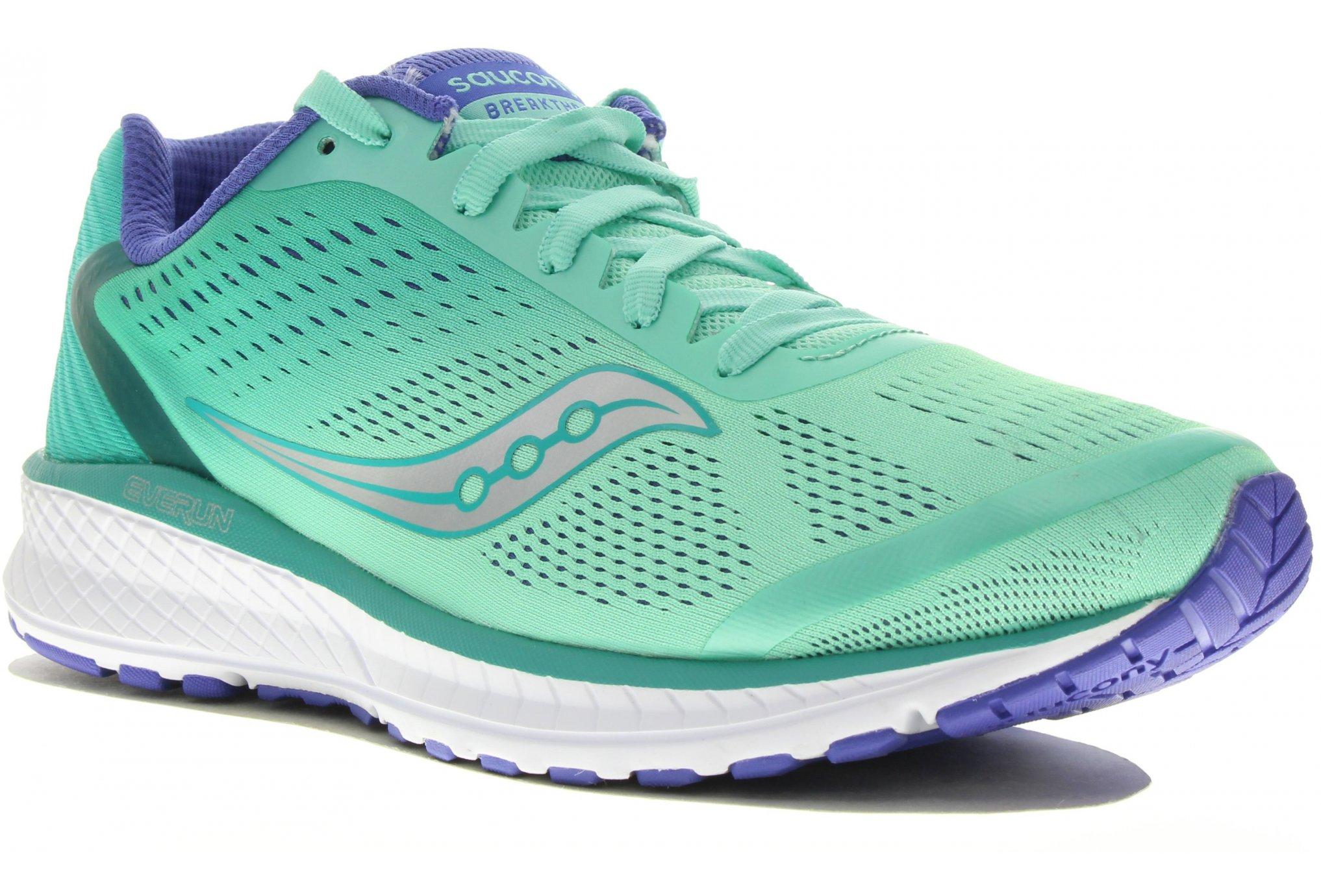 Saucony Breakthru 4 W Chaussures running femme