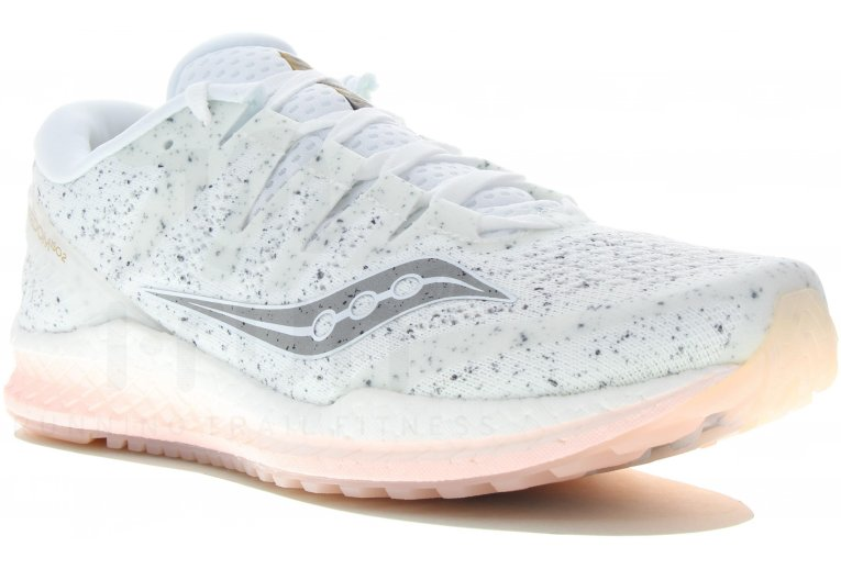 d3c23d1911 Saucony Freedom ISO 2 White Noise | Mujer Zapatillas Asfalto Saucony