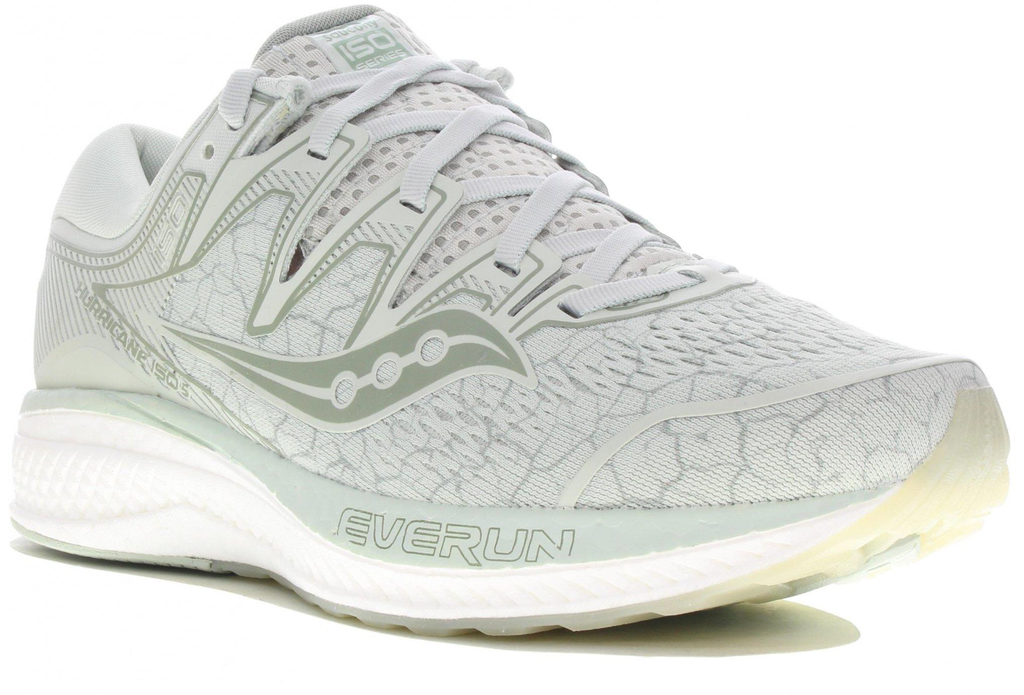 Saucony Hurricane ISO 5 W Diététique Chaussures femme