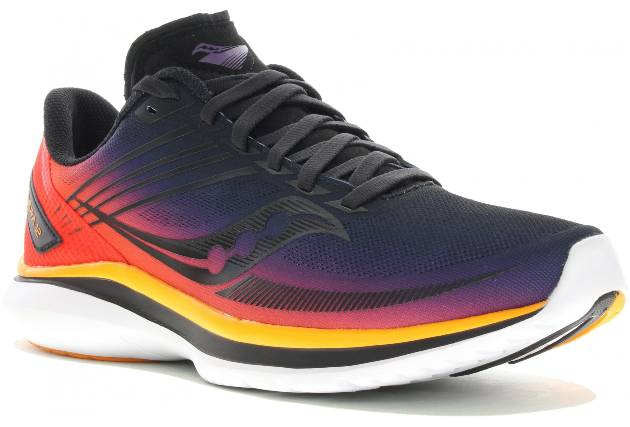 Saucony Kinvara 12 Sunset Fade M Chaussures homme