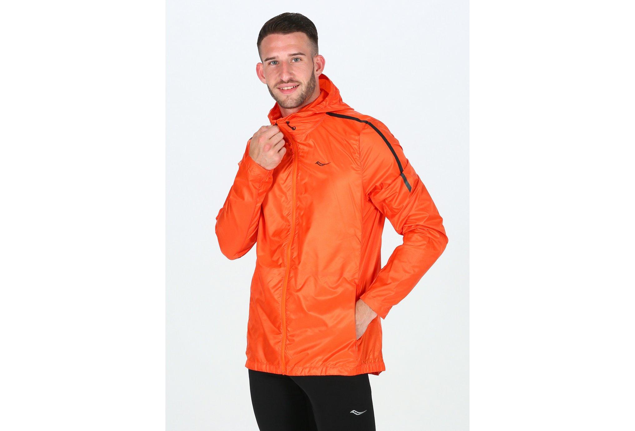 Saucony Pack It Run M vêtement running homme