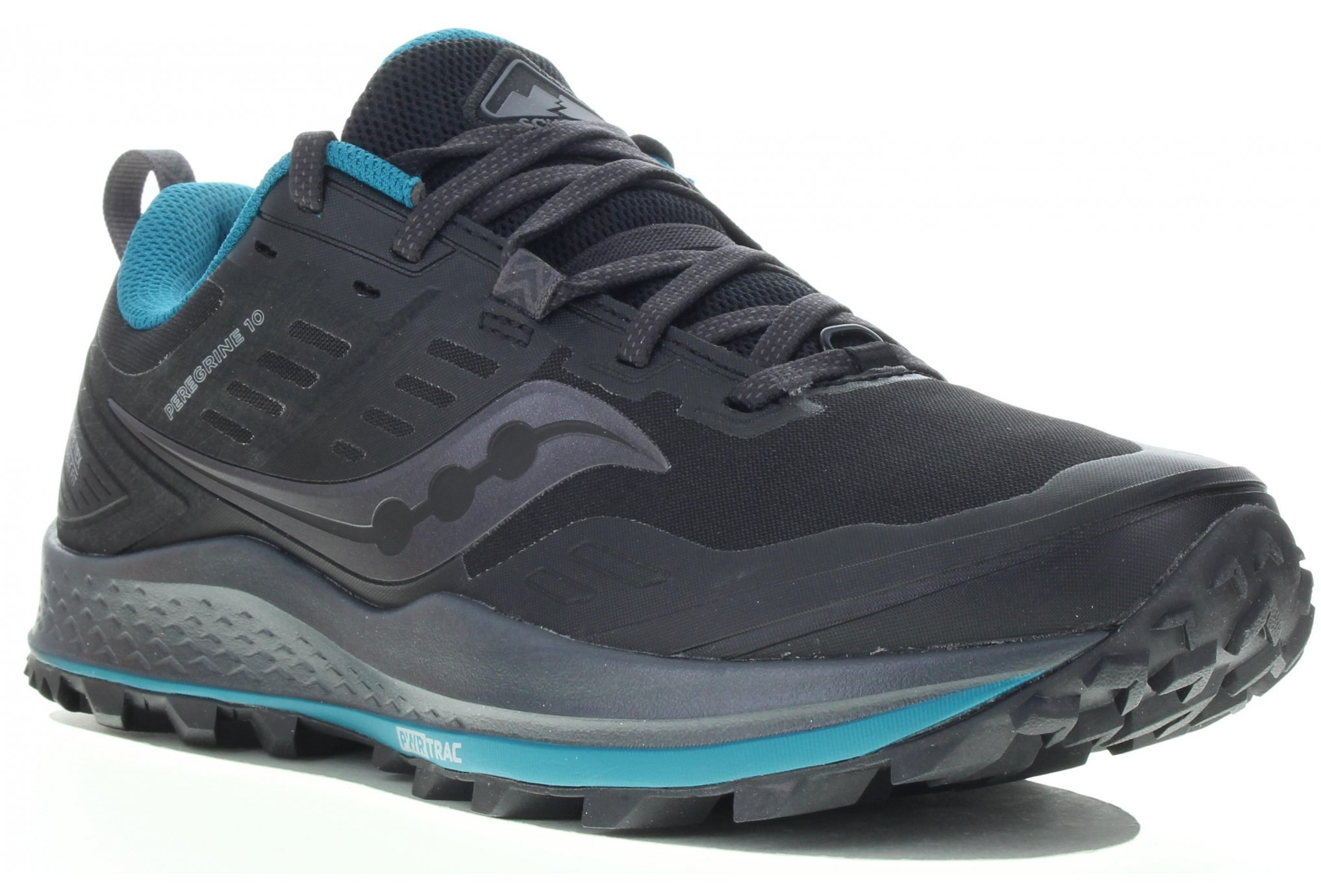 Saucony Peregrine 10 Gore-Tex Chaussures running femme