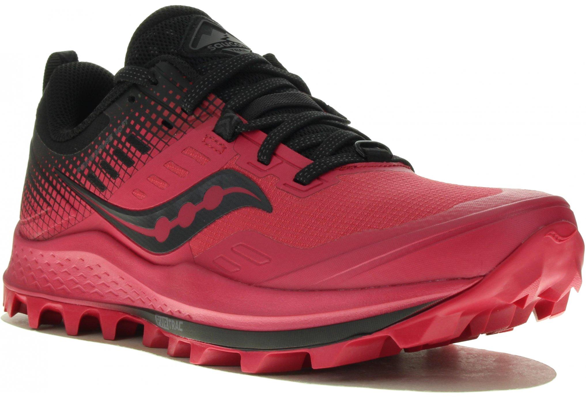Saucony Peregrine 10 ST W Chaussures running femme
