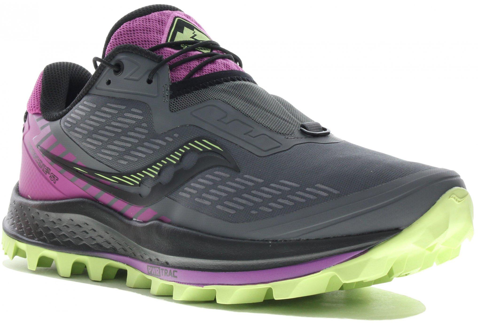 Saucony Peregrine 11 ST W Chaussures running femme