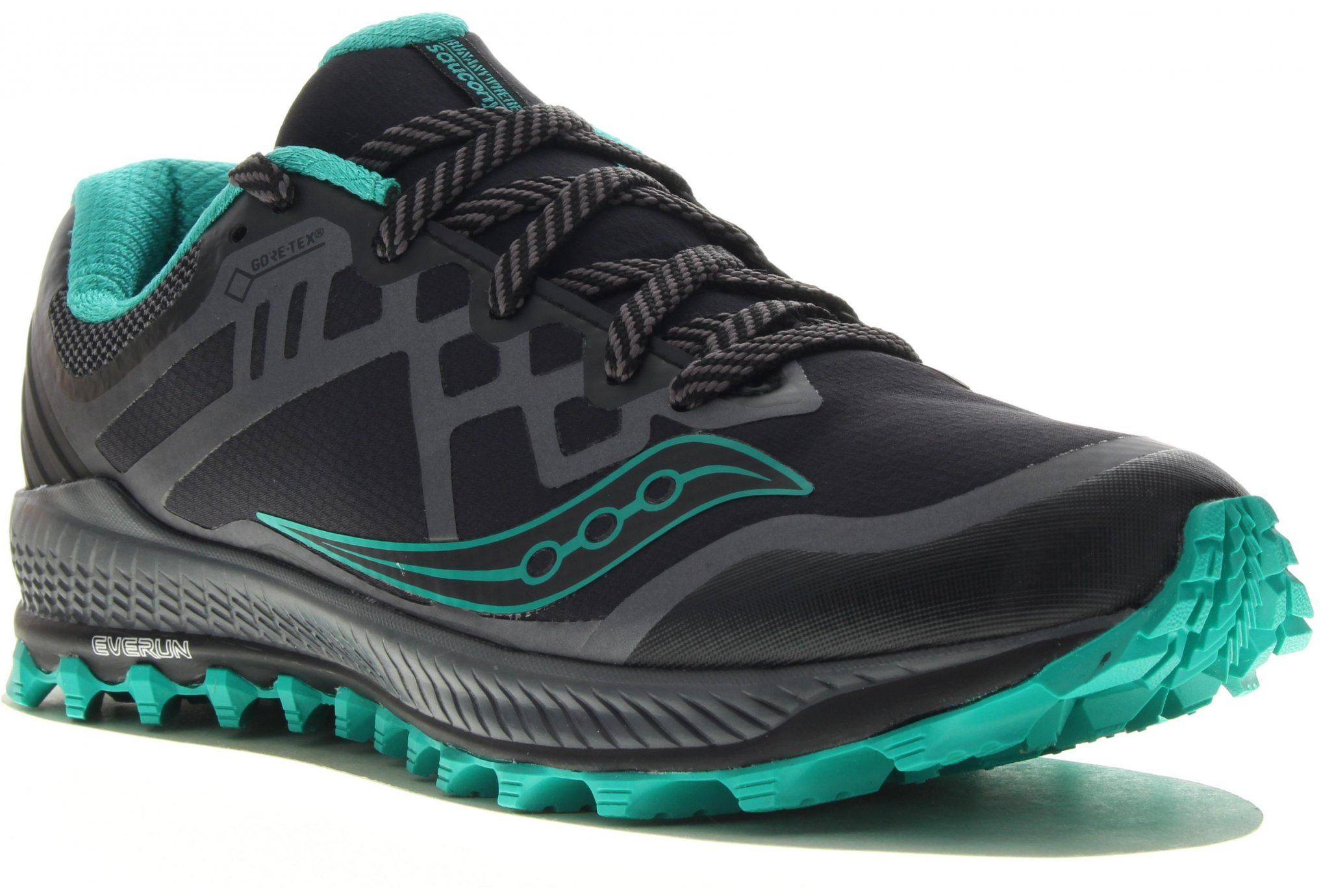 Saucony Peregrine 8 Gore-Tex W Chaussures running femme