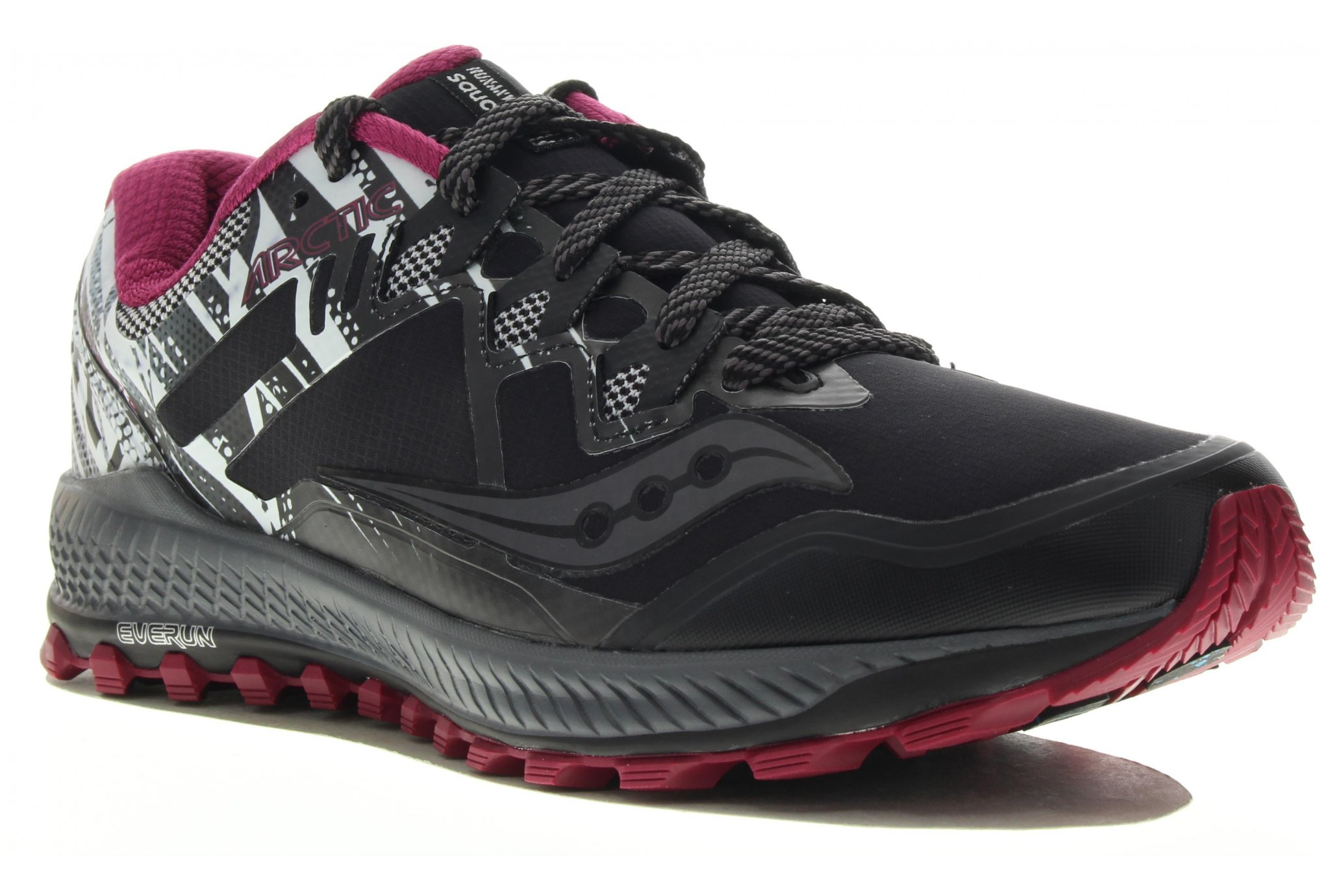 Saucony Peregrine 8 Ice+ Chaussures running femme