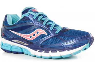 Saucony Chaussures Femme Running Guide 8 Femme Bleue