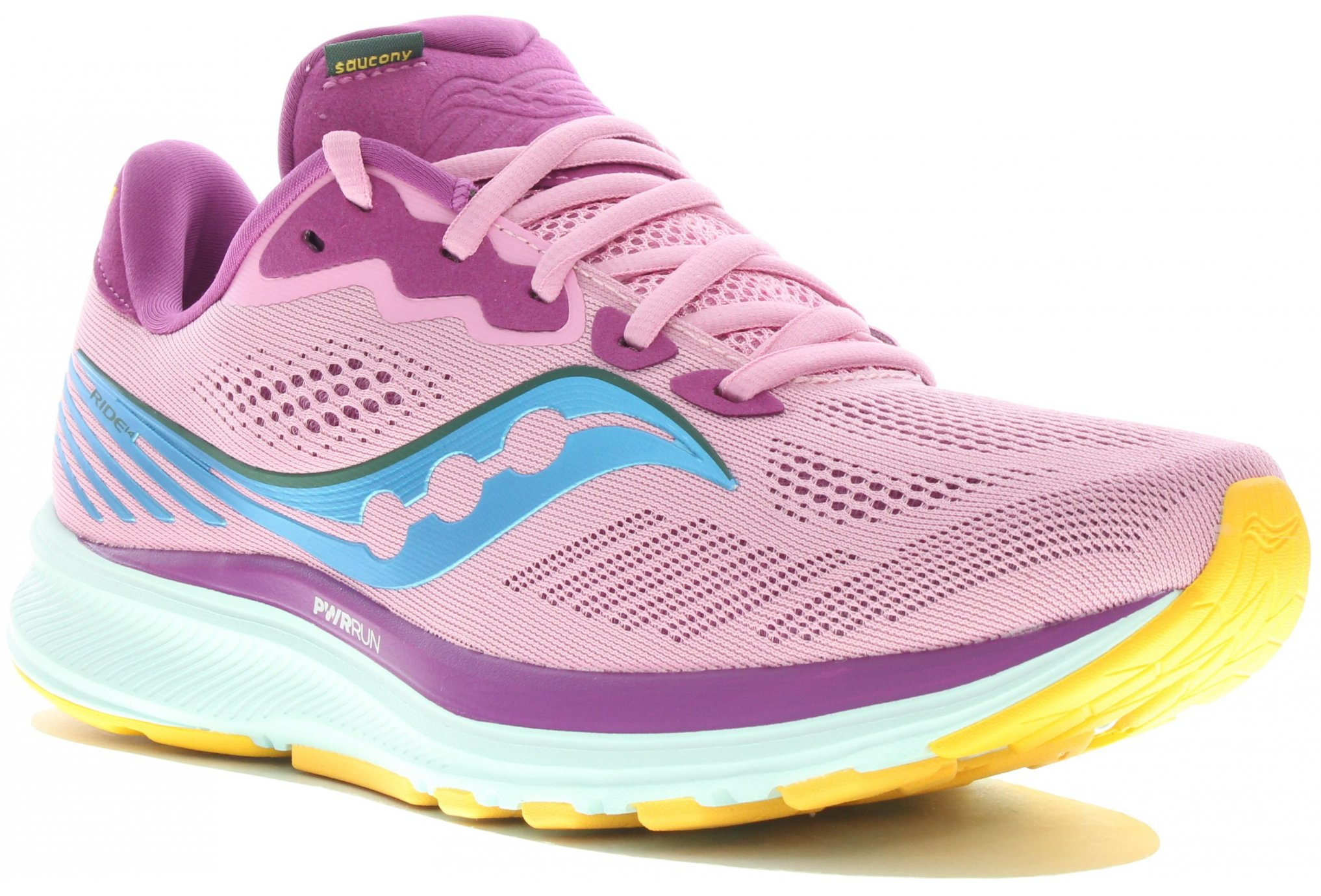Saucony Ride 14 Future Spring W Chaussures running femme