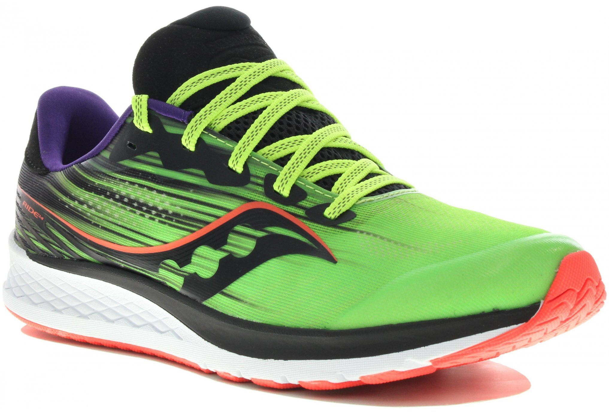Saucony Ride 14 Junior Chaussures homme
