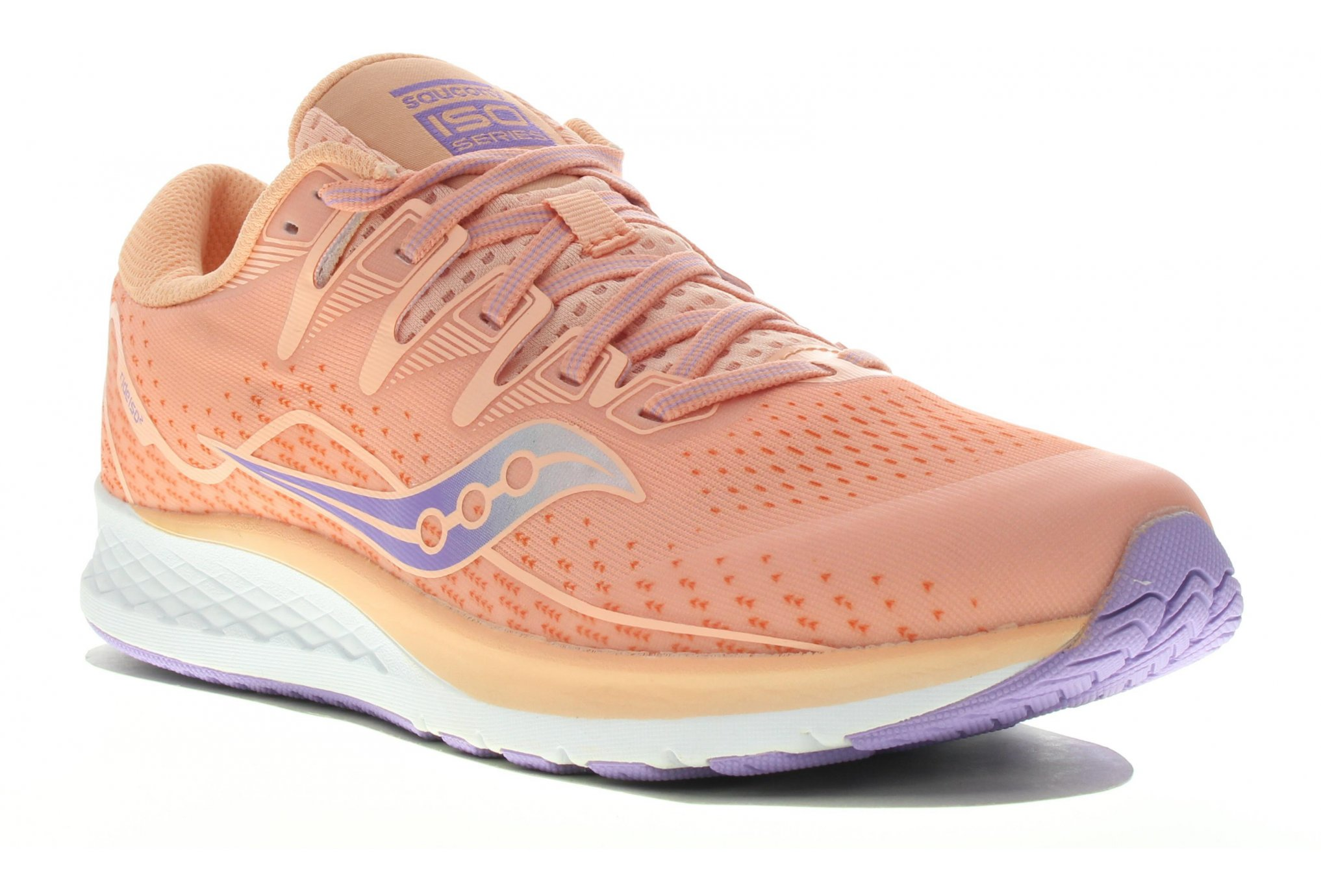Saucony Ride ISO 2 Fille Chaussures running femme