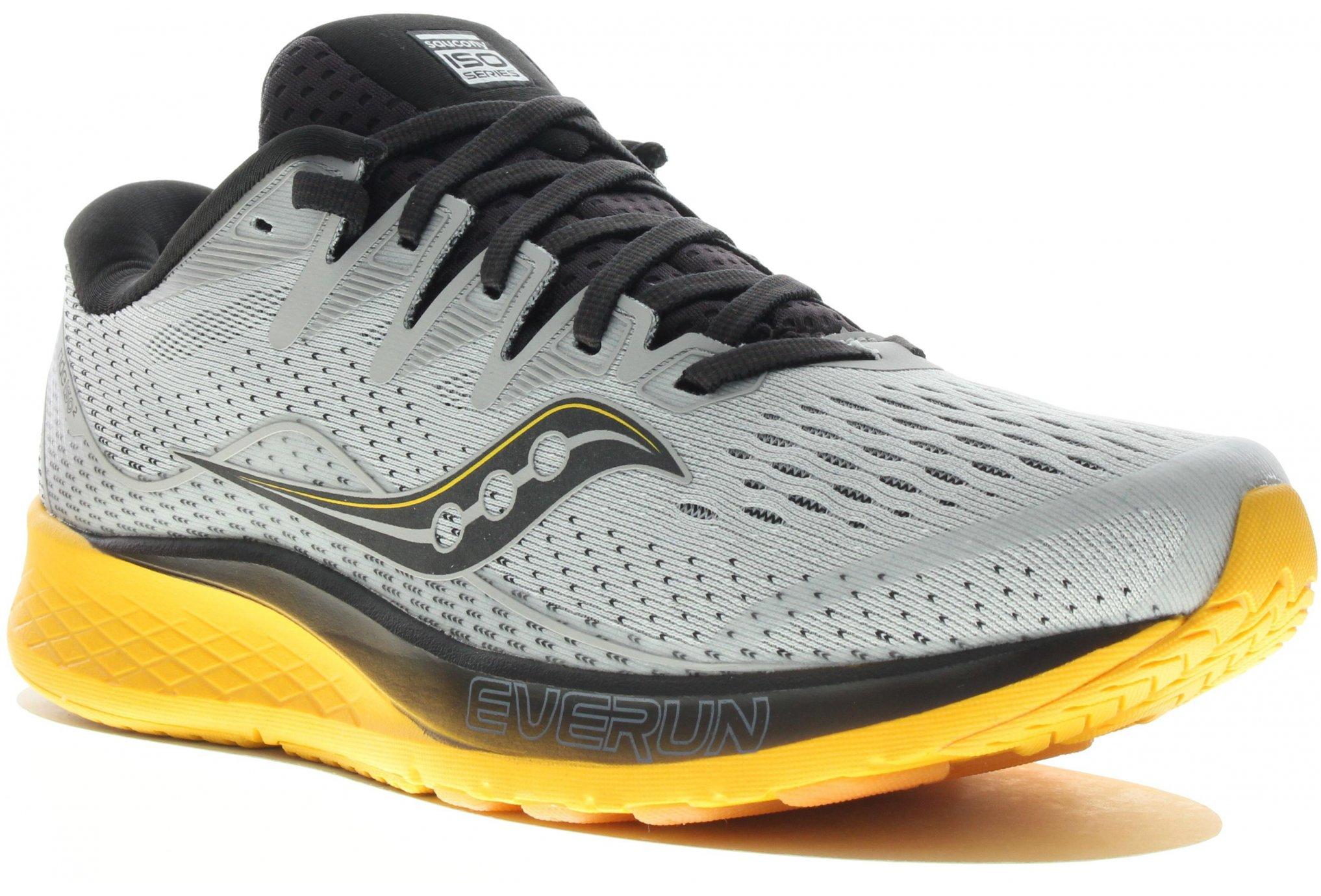 Saucony Ride ISO 2 M Diététique Chaussures homme