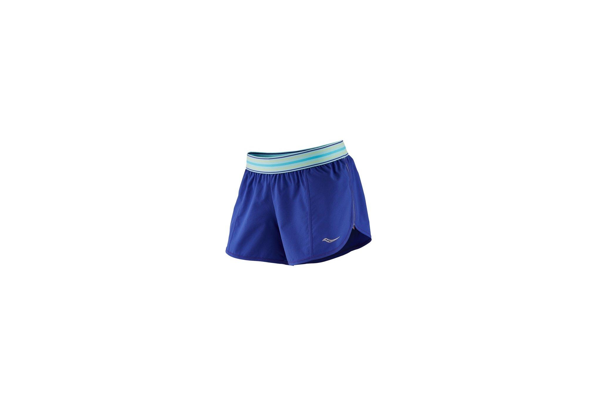 Saucony Short PE W Diététique Vêtements femme