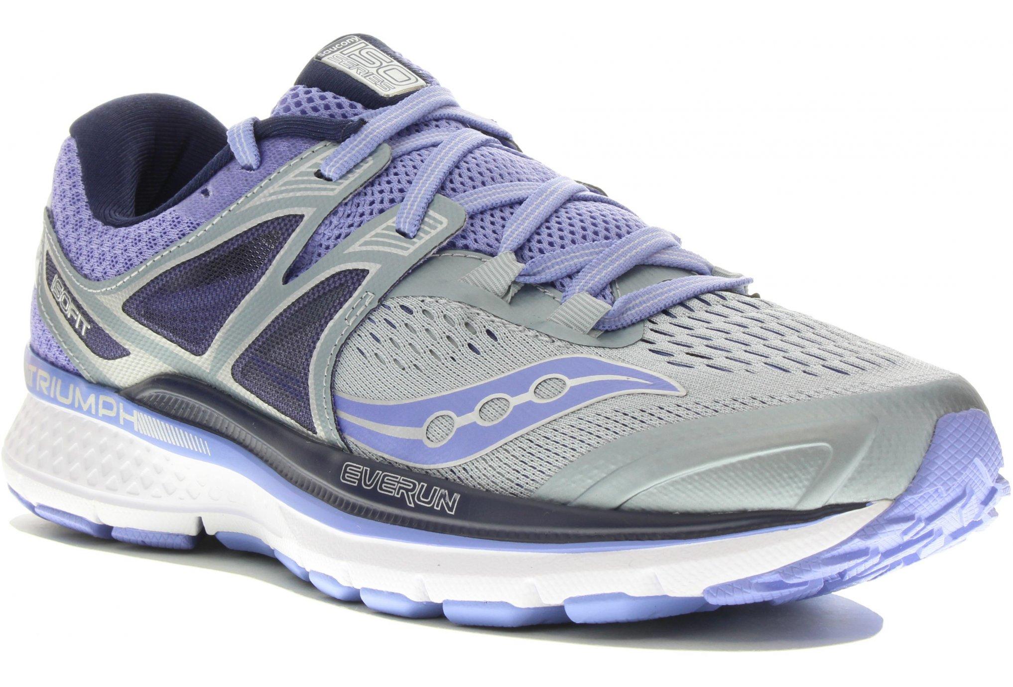 Saucony Triumph ISO 3 W Diététique Chaussures femme