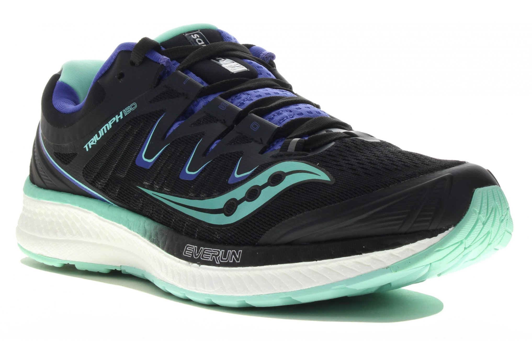 Saucony Triumph ISO 4 Chaussures running femme