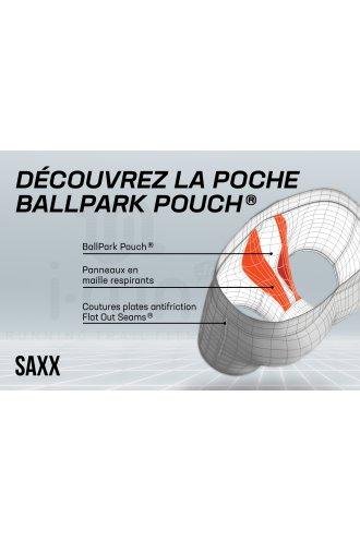 Saxx Kinectic 2 en 1 Sport M