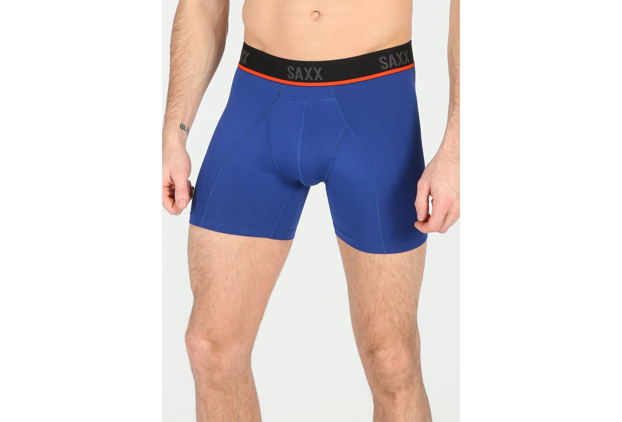 Saxx Kinetic HD M vêtement running homme