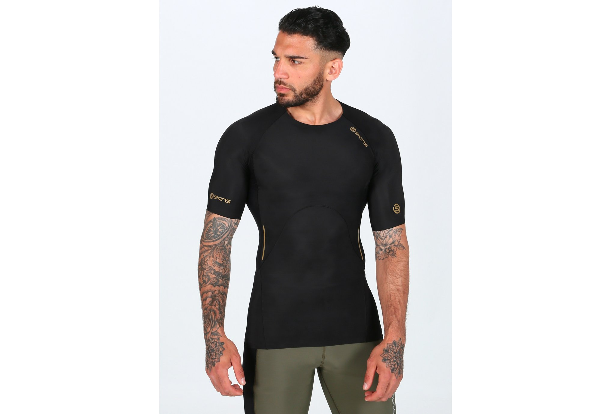 Skins Active 400 Top M vêtement running homme
