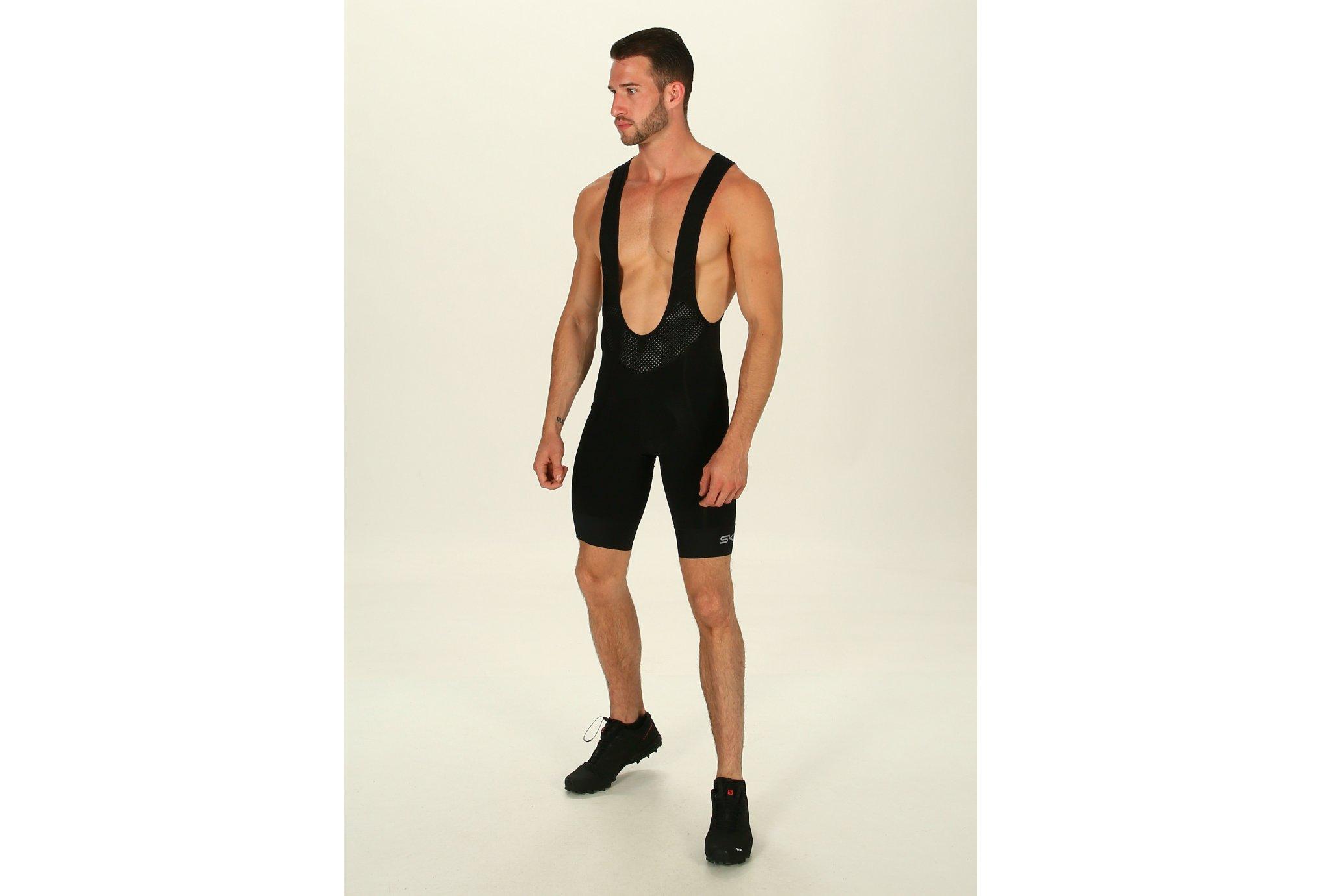 Skins Cycle DNAmic Bib 1/2 M vêtement running homme