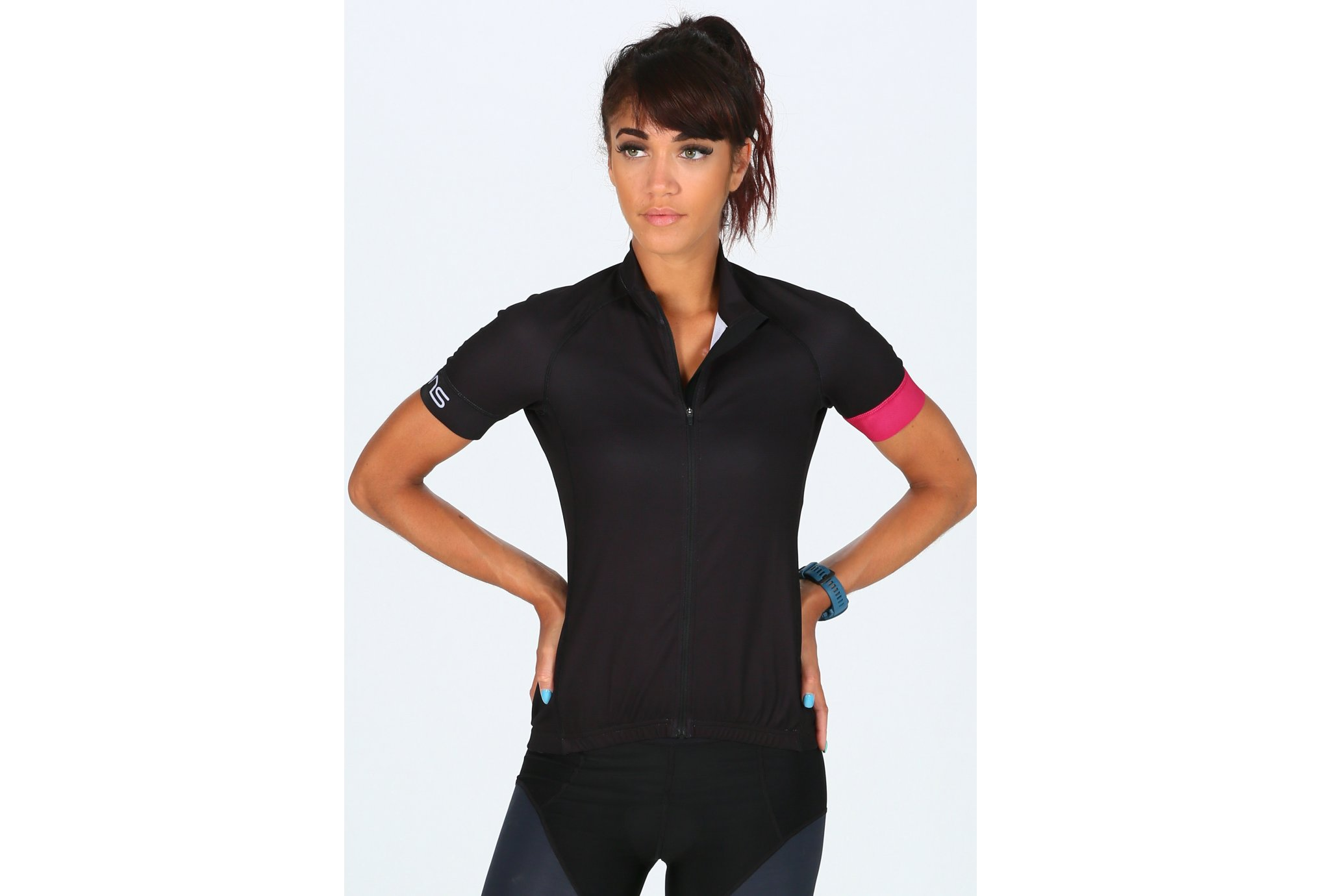 Skins Cycle Jersey Classic W vêtement running femme